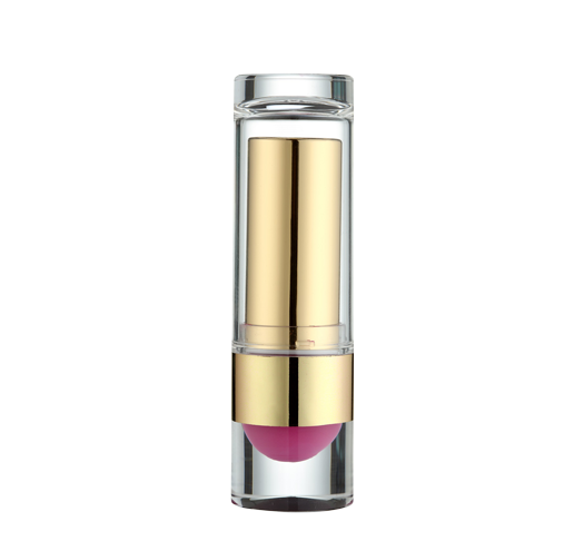 Acrylic Column Cylinder Lipstick Container